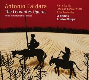 Die Cervantes-Opern-Arien und Instrumentalstücke