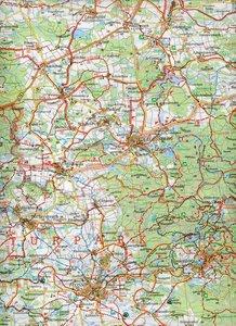 Naturpark Nördlicher Oberpfälzer Wald / Böhmerwald 1 : 50 000. F