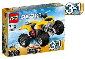 LEGO® Creator 31022 - Turbo-Quad