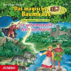 Das Magische Baumhaus 27-30/Die Geheimnisvolle Wel