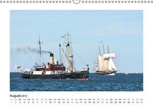 SHIP MEETINGS (Wall Calendar 2015 DIN A3 Landscape)