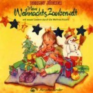 Meine WeihnachtsZauberwelt. CD