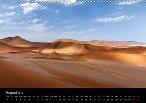 Namibia - Colours and Light (Wall Calendar 2015 DIN A3 Landscape