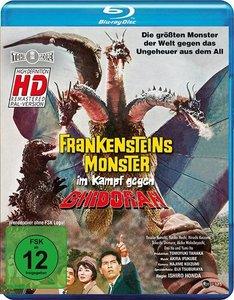 Frankensteins Monster-Im Kampf gegen Ghidorah-