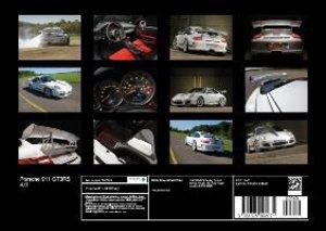 Porsche 911 GT3RS 4.0 (Poster Book DIN A4 Landscape)