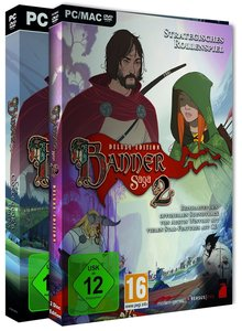 The Banner Saga 2 - Collectors Edition inklusive The Banner Sag
