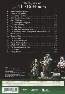 The Very Best Of The Dubliners-Live