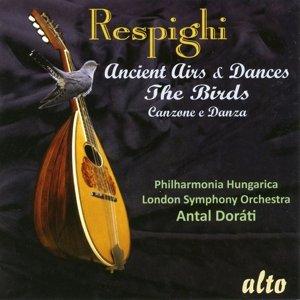 Antiche Danze ed Arie-Suiten 1-3/Gli Uccelli/+