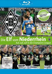 Die Elf vom Niederrhein (Blu-ray)