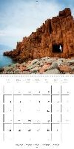 Rediscovering Sardinia (Wall Calendar 2015 300 × 300 mm Square)