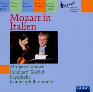 Mozart In Italien - zum Schließen ins Bild klicken