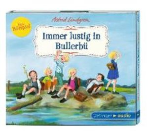 Immer lustig in Bullerbü - Das Hörspiel (CD)