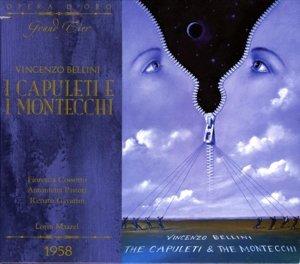 I Capuleti E I Montecchi (rome 1958