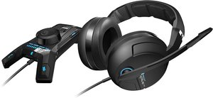 ROCCAT Kave XTD Digital Premium 5.1 Surround Headset mit USB/Sou