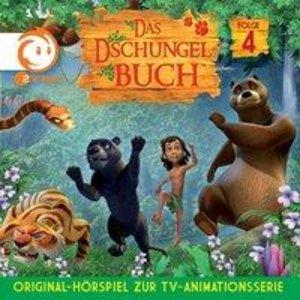 04: Das Dschungelbuch-Orig.Hörspiel Zur TV-Serie