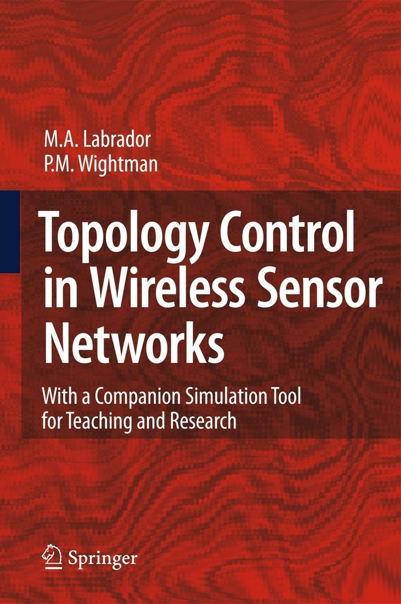 Topology Control in Wireless Sensor Networks - zum Schließen ins Bild klicken