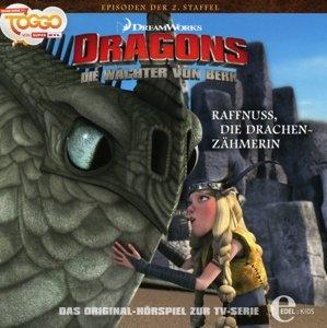 (17)Original HSP TV-Raffnuss/Die Drachenzähmerin
