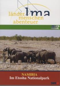 Namibia-Im Etosha Nationalpark