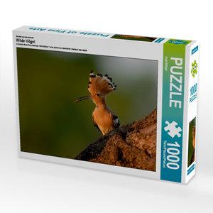 Ein Motiv aus dem Kalender Wilde Vögel 1000 Teile Puzzle quer