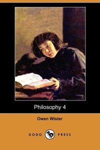 Philosophy 4 (Dodo Press)