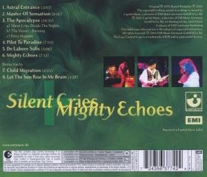 Silent Cries And Mighty Echoes (Remastered)