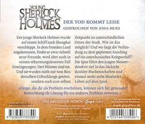Young Sherlock Holmes-Der Tod Kommt Leise