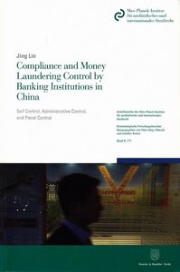 Compliance and Money Laundering Control by Banking Institutions