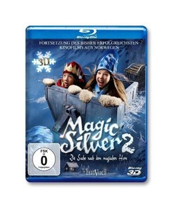 Magic Silver 2 (Blu-ray 3D)