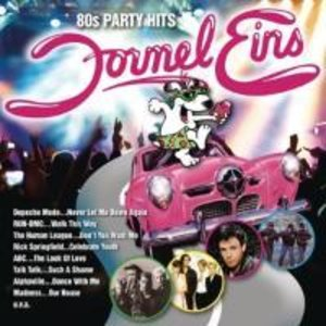 Formel Eins - 80er Party - Jubiläums Edition 2CDs