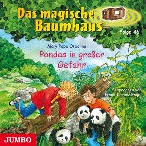 Das Magische Baumhaus 46/Pandas In Grosser Gefahr