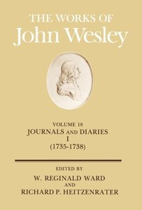 The Works of John Wesley Volume 18