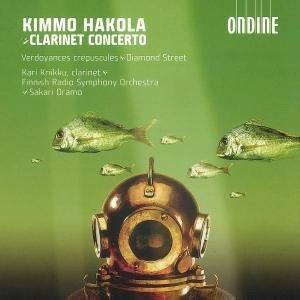 Clarinet Concerto/Verdoyances Crepuscules/+
