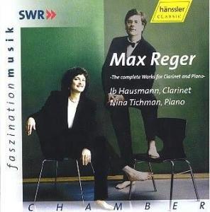 Werke Für Clarinette Und Piano