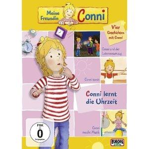 Meine Freundin CONNI 03. Conni lernt die Uhrzeit