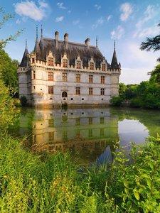 Ravensburger - Schloss Azay le Rideau, Loiretal 1500