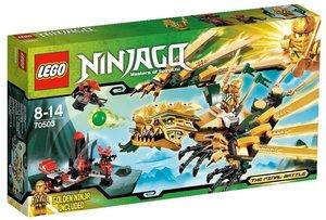 LEGO® Ninjago 70503 - Goldener Drache