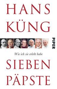 Sieben Päpste