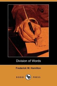 Division of Words (Dodo Press)
