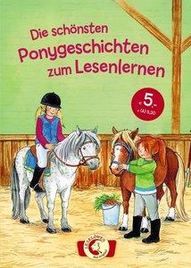 Leselöwen - Das Original - Die schönsten Ponygeschichten zum Les