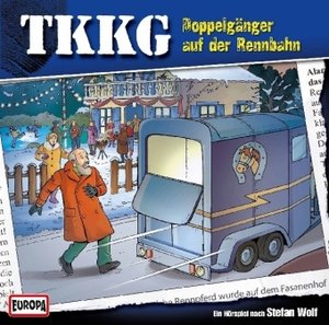TKKG 174. Doppelgänger auf der Rennbahn