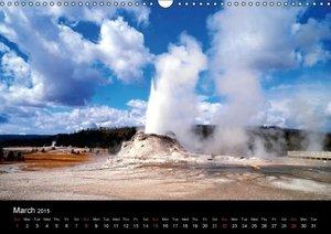 USA - National Parks (Wall Calendar 2015 DIN A3 Landscape)