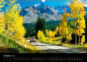 USA - National Parks (Wall Calendar 2015 DIN A3 Landscape)