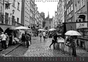 Gdansk a thousand years of history (Wall Calendar 2015 DIN A3 La