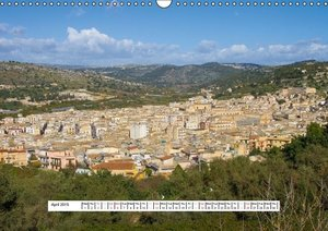 Sicily 2015 / UK-Version (Wall Calendar 2015 DIN A3 Landscape)