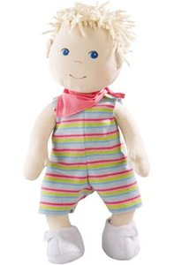 Haba 3660 - Babypuppe: Luca, 40 cm