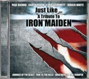 Just Like-Tribute To Iron Maiden