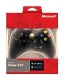 PC - Xbox 360 Controller für Windows, schwarz - zum Schließen ins Bild klicken
