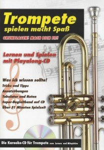 Trompete Spielen Macht Spaß