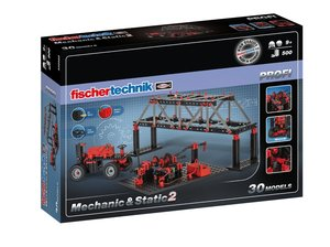 Fischertechnik 536622 - Mechanic & Static 2