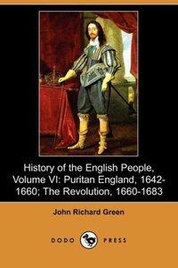History of the English People, Volume VI